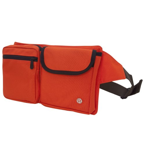 Token Bags Lexington Waist Bag, Orange, One Size
