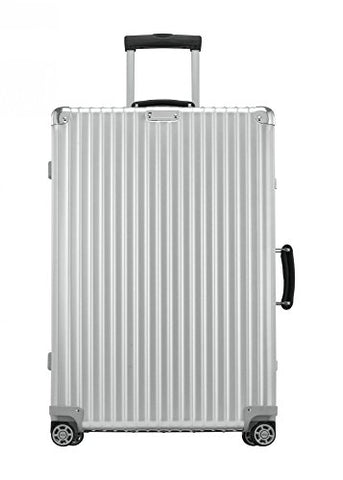 "Rimowa Classic Flight Carry on Luggage IATA 28"" Inch Cabin Multiwheel TSA Suitcase Silver"
