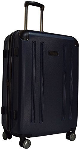 "Kenneth Cole Reaction 8 Wheelin Expandable Luggage Spinner Suitcase 29"" (Navy)"