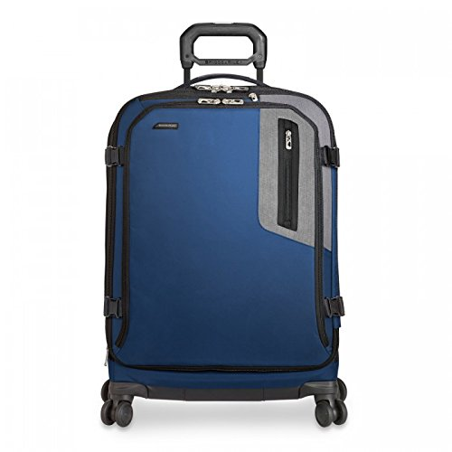 "Briggs & Riley BRX Explore Large Expandable 26"" Spinner, Blue"
