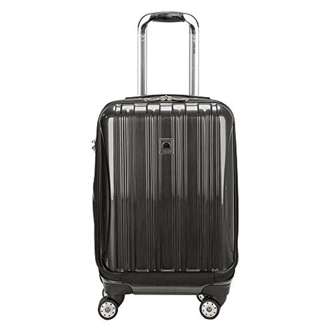 "DELSEY Paris Luggage Carry-On International (<20""), Brushed Charcoal"