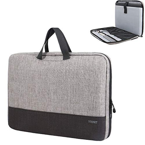 Laptop Bag 15.6 inch,TSA Laptop Sleeve Case, Slim Organizer Protective Case, Notebook Carring
