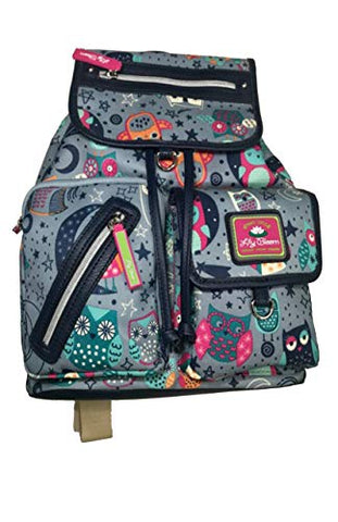 Lily Bloom Night Owl Riley Backpack