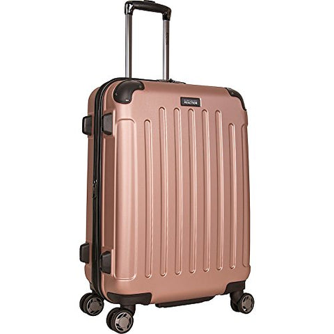 "Kenneth Cole Reaction Renegade 24"" Abs Expandable 8-Wheel Upright, Rose Gold"