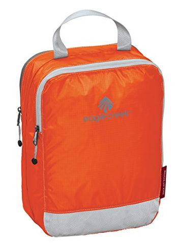 Eagle Creek Pack-it Specter Clean Dirty Half Cube, Flame Orange