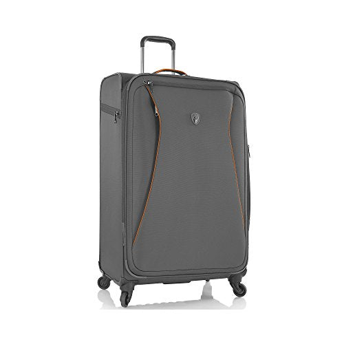 "Heys America Helix 26"" Spinner Luggage - Charcoal"