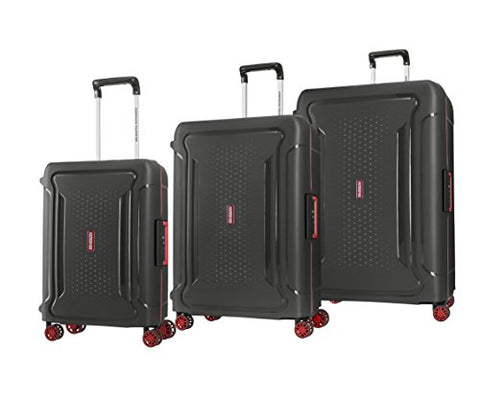 American Tourister 3-Piece Set, Red