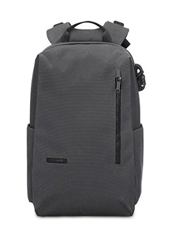 Pacsafe Intasafe Anti-Theft 20L Laptop Backpack, Charcoal