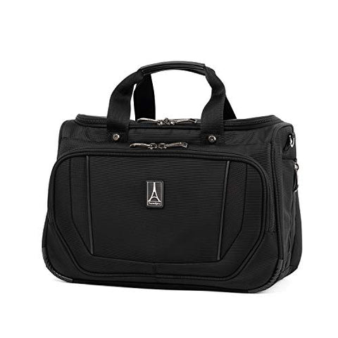 Travelpro Crew Versapack Deluxe Tote Travel, Jet Black, One Size