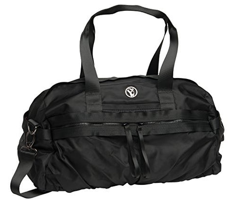 Danshuz Black Chasse Soft Dance Bag