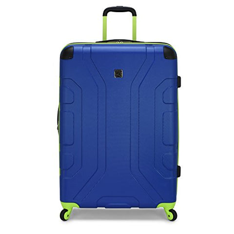 "U.S. Traveler Sky High 26"" Expandable Hardside Spinner, Grey"