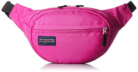 JanSport Fifth Avenue Waistpack- Sale Colors (Cyber Pink)