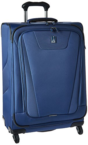 "Travelpro Maxlite 4 25"" Expandable Spinner, Blue"