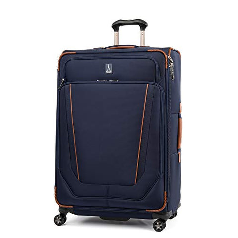 "Travelpro Crew Versapack 29"" Expandable Spinner Suiter, Patriot Blue"