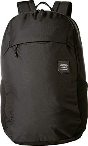 Herschel Supply Co. Unisex Mammoth Large Black 1 One Size