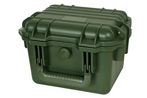 T.Z. Case International Cb009 Grn Molded Utility Case, One Size