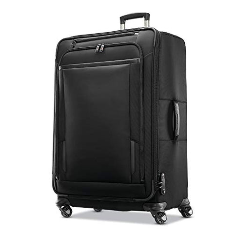 Samsonite PRO Expandable Spinners (Black, 29-Inch)