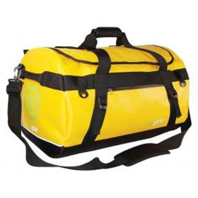 "Ecogear Granite 16.25"" Travel Duffle Color: Yellow"