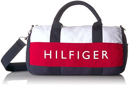 Tommy Hilfiger Mini Duffle Bag Tommy Patriot Colorblock