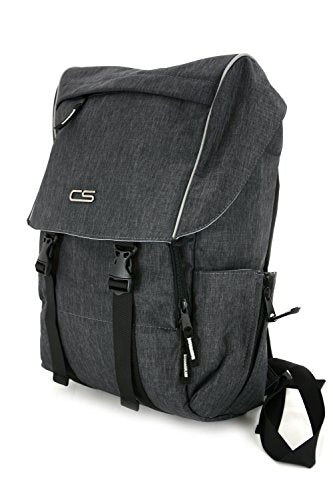 Carbon Sesto Vortex Laptop Backpack (Space Grey)