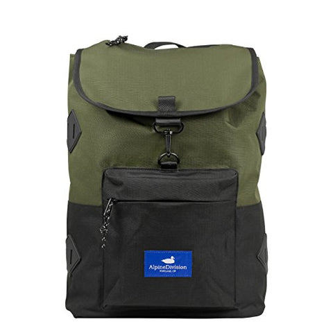 Alpine Division Rockaway Backpack - Ripstop
