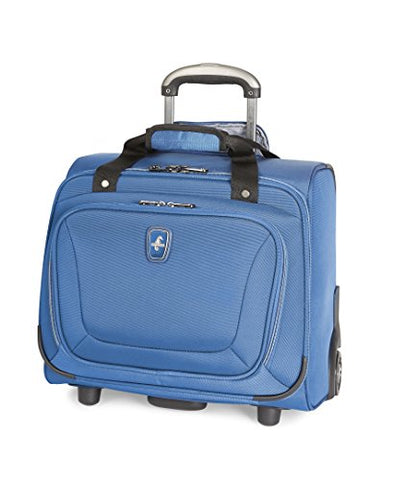 Atlantic Unite 2 Rolling Tote, Steel Blue