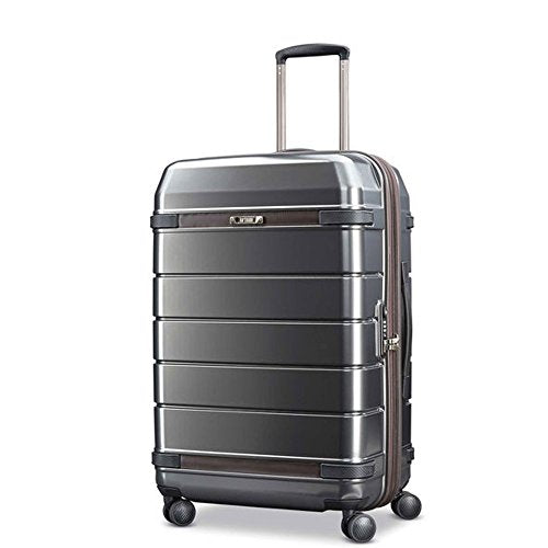 "Hartmann Century Hardside 26"" Medium Journey Expandable Suitcase In Graphite"