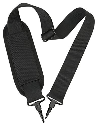 Taygeer Universal Replacement Laptop Shoulder Strap Luggage Duffel Bag Strap Adjustable Comfortable