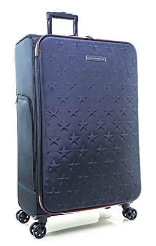 "Tommy Hilfiger Eva Starlight 29"" Expandable Spinner, Navy"