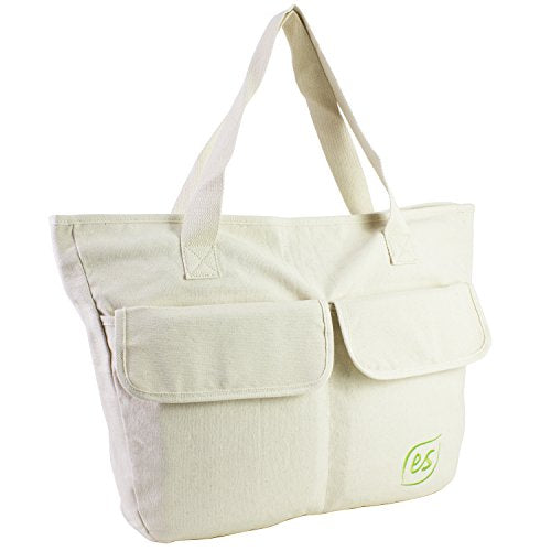 Eastsport Natural Cotton Collection Tote