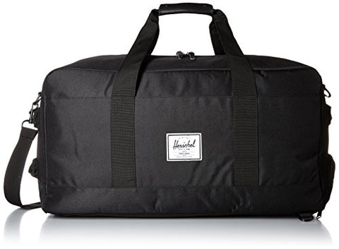 Herschel Supply Co. Outfitter Luggage, Black, One Size