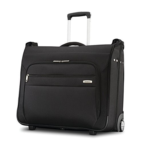Samsonite Advena Wheeled Ultravalet Garment Bag, Black