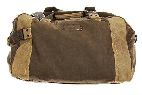 Marc Ecko | Brown Cotton/Polyester Duffle Bag | Model 90549 BRN