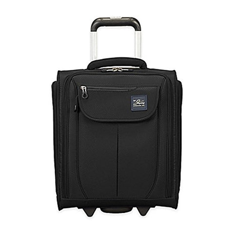The black Skyway Luggage Mirage 2.0 16-Inch Underseat Tote