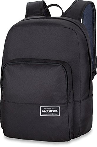 Dakine Capitol Backpack, 23 L/One Size, Black