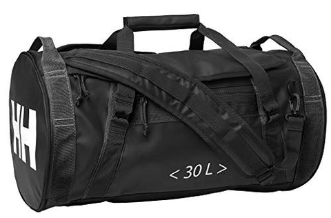 Helly Hansen Unisex HH Duffel 2 30L Bag, Black, OS