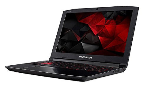 "Acer Predator Helios 300 15.6"" Full Hd Gaming Flagship Premium Laptop Pc, Intel Core I7-7700Hq,"