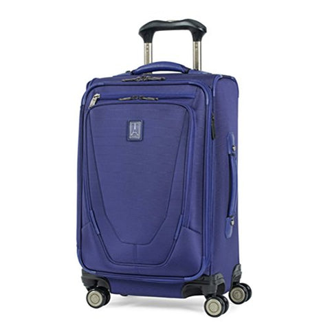 "Travelpro Crew 11 21"" Expandable Spinner Suiter Indigo"
