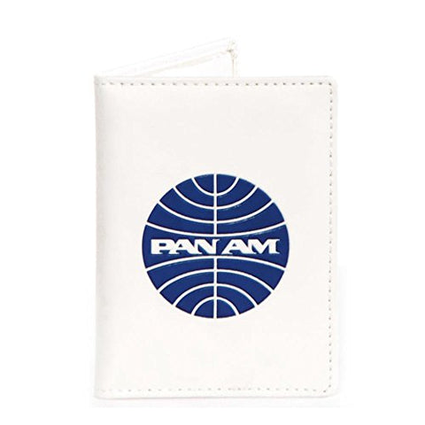 Pan Am Passport Cover (Vintage White/Pan Am Blue)