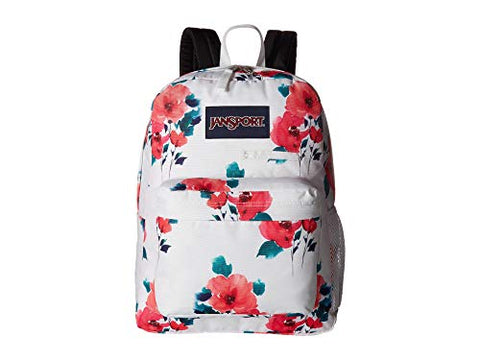 JanSport Unisex Digibreak Watercolor Roses One Size