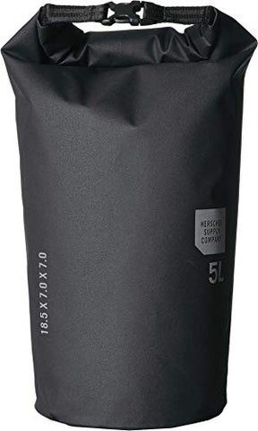 Herschel Supply Co. Unisex Dry Bag 5L Black One Size