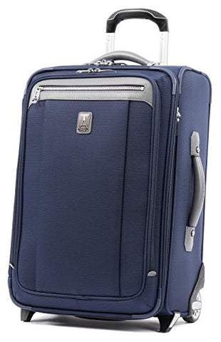Travelpro Platinum Magna 2 22 Inch Express Rollaboard Suitcase (Navy)