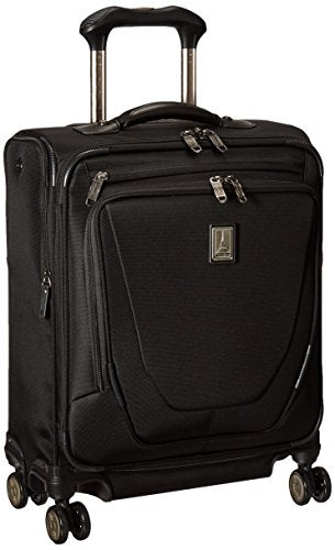 Travelpro Crew 11 Intl Carry-on Spinner, Black