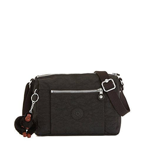 Kipling Wes Crossbody, Black, One Size