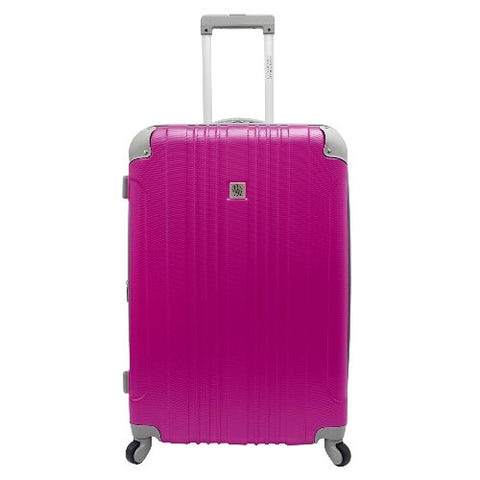 "Beverly Hills Country Club Newport 28"" Hardside Spinner (Magenta)"