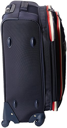 77981e98 Tommy Hilfiger Classic Sport 25 Inch Expandable Luggage, Navy/Navy, One Size