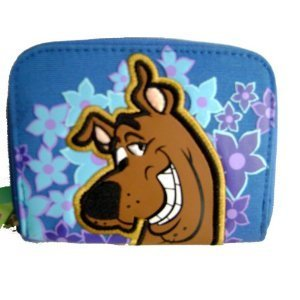 Scooby Doo Wallet Set