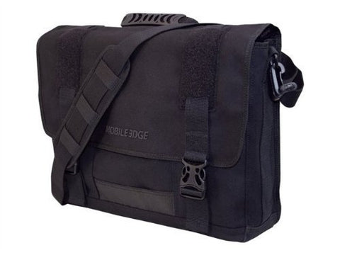"Mobile Edge Mecme1 17.3"" Eco Messege Bag (Bak)"