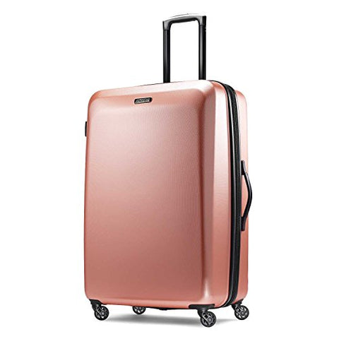 Amazon.com | American Tourister Spinner 28, Rose Gold | Suitcases