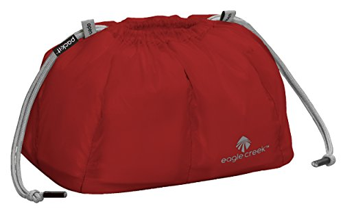 Eagle Creek Pack-It Cinch Organizer, Volcano Red